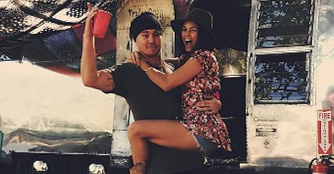 Channing Tatum Is Having The Best Birthday Week With Jenna Dewan
