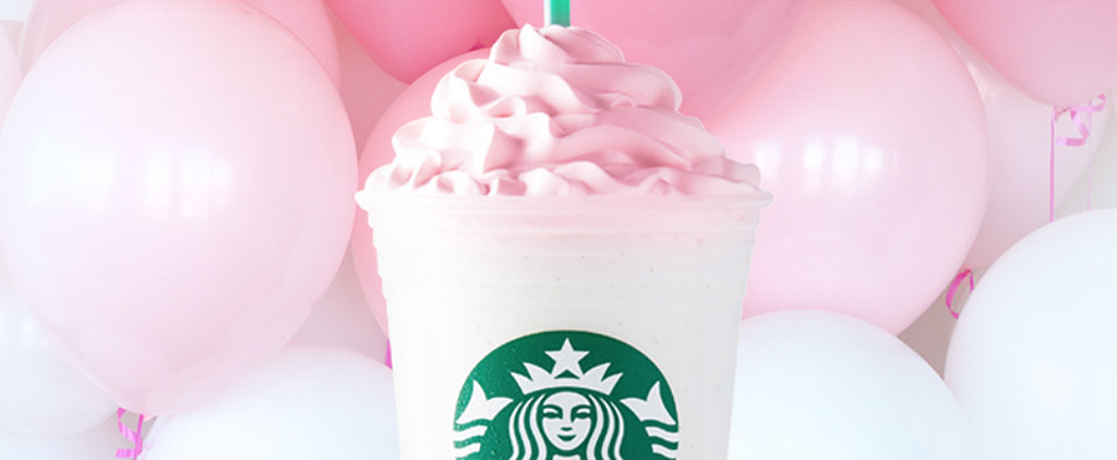 The Starbucks Birthday Cake Frappuccino Is Back — but Is It Better?
