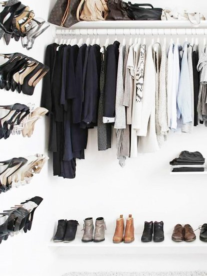 How Successful Women Maintain an Organized Closet