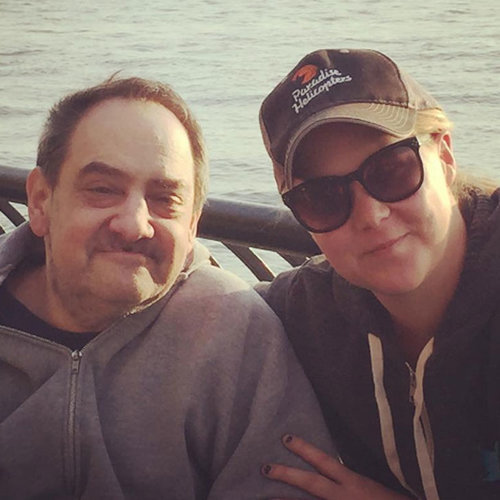Amy Schumer and Her Dad FaceTime Goldie Hawn
