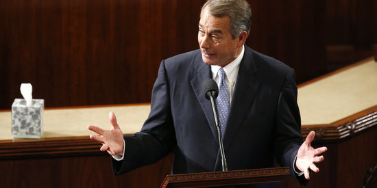 John Boehner Thinks Ted Cruz Is 'Lucifer' And A 'Miserable Son Of A Bitch'
