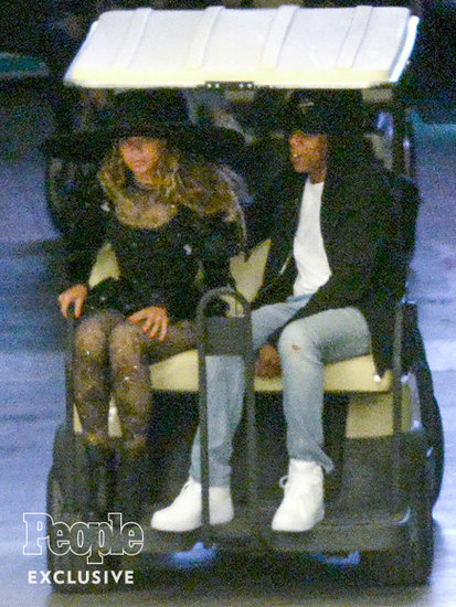 Boy, Hi: Beyoncé and Jay Z Spotted Together in Miami After Lemonade Debut