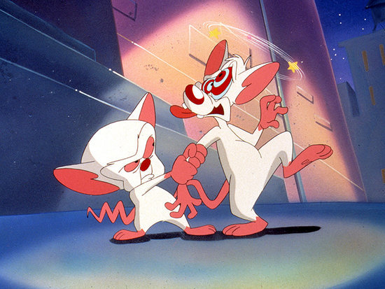 The Real-Life Pinky and the Brain Are Still 'Dear Friends' 18 Years After Show Went off the Air