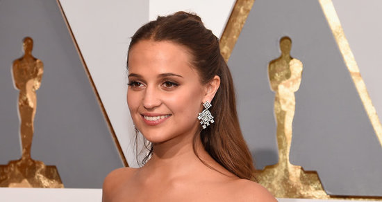 Alicia Vikander to Play Lara Croft in 'Tomb Raider' Reboot