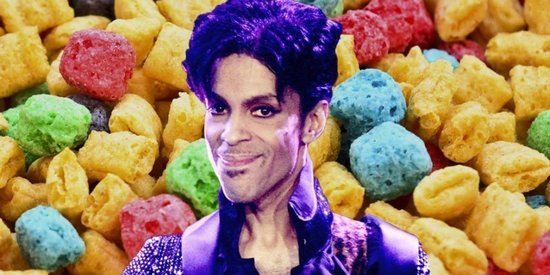 Once Upon A Time, Prince Served His Favorite Cereal In Lieu Of Booze