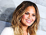 Chrissy Teigen Shares Bath Time With Baby Luna - See the Adorable Snap!