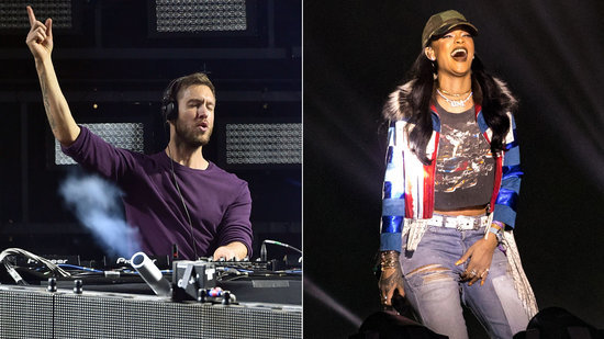 Rihanna and Calvin Harris Release 'This Is What You Came For' Song -- and Taylor Swift Promotes It!