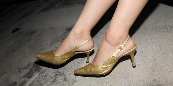Down With High-heeled Shoes, I'll Keep My Flats