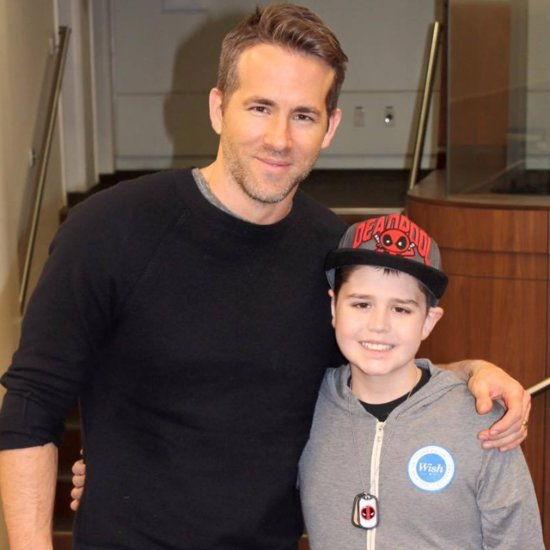 Ryan Reynolds Tribute to Deadpool Fan Who Died of Cancer