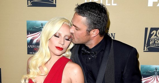 Lady Gaga and Taylor Kinney's Sweetest Moments