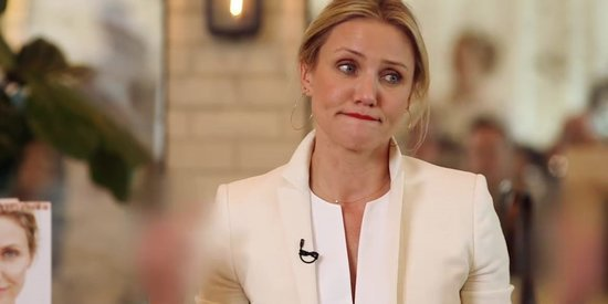 If You Think 40 Is Old, Cameron Diaz Would Like A Word With You