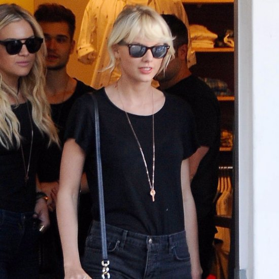 It's Not Even May, and Taylor Swift's Already Breaking Out Her Short Shorts