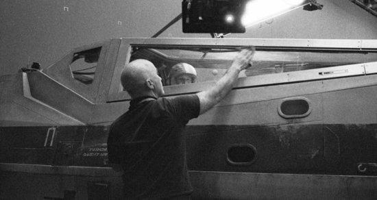 Rian Johnson Shares 'Star Wars: Episode VIII' Set Photos
