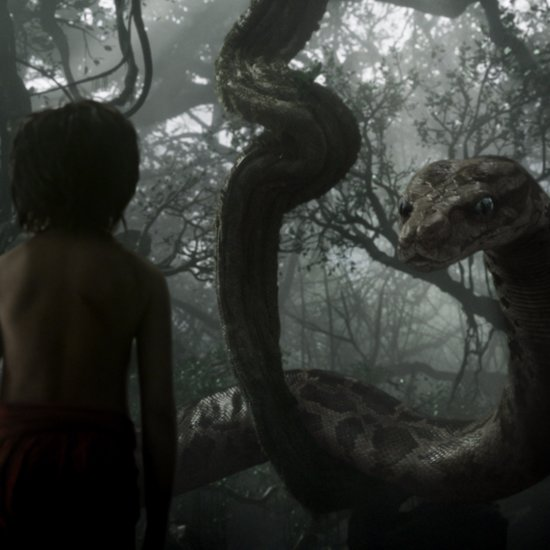"The Jungle Book's ""Trust in Me"" Remix Video"