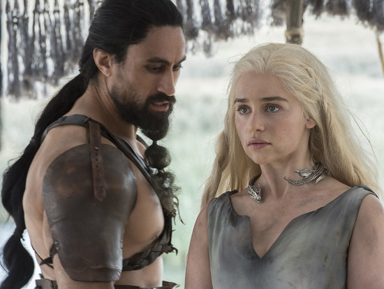 Game of Thrones' Khal Moro: 5 Things to Know About the Hunky Dothraki Leader and Actor Joseph Naufahu