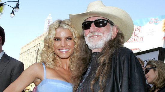 Jessica Simpson Wishes Willie Nelson a Happy 83rd Birthday: 'You Are the Best Human This Lady Knows'