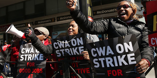 The Verizon Strike Is About More Than Dollars And Cents