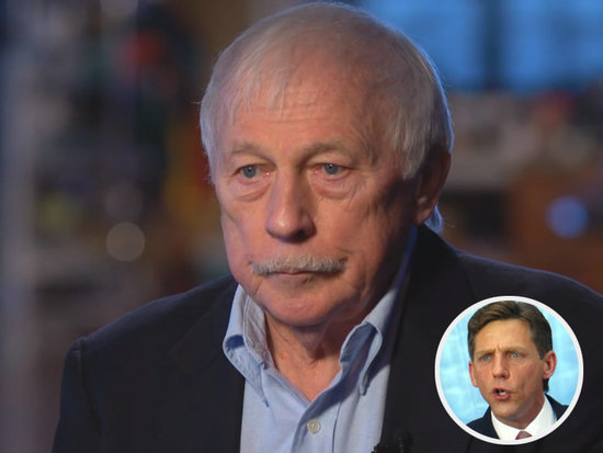 David Miscavige's Father Ron Shares Details About His 'Escape' From Scientology: 'You Think You Can Just Walk Out? No'
