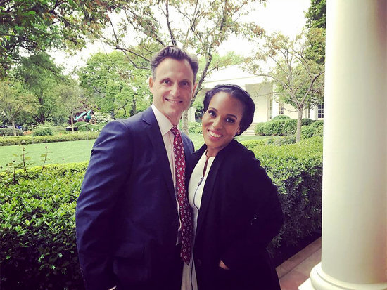 It's Handled: Scandal Stars Take a Tour of the White House Before the Correspondents' Dinner