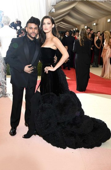 The Cutest Couples On The Met Gala Carpet