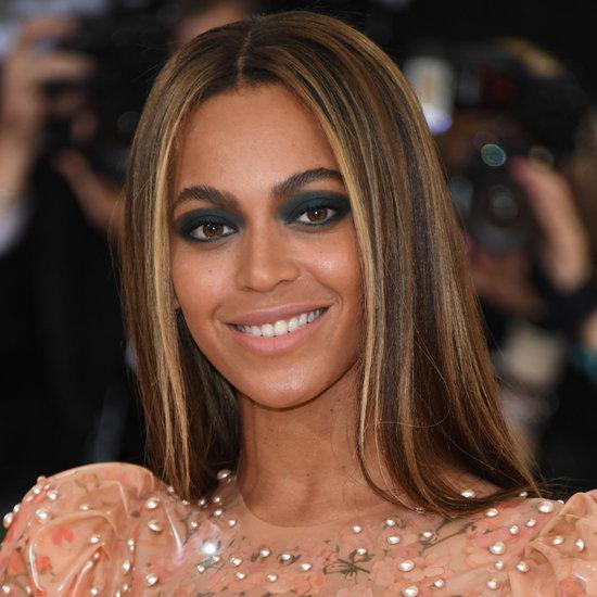 Beyonce Makeup and Hair at the Met Gala 2016