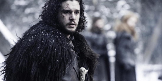 Kit Harington Is 'Sorry' About That Big Jon Snow Secret