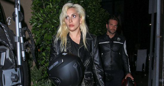Vroom, Vroom: Lady Gaga and Bradley Cooper Rode a Motorcycle Together