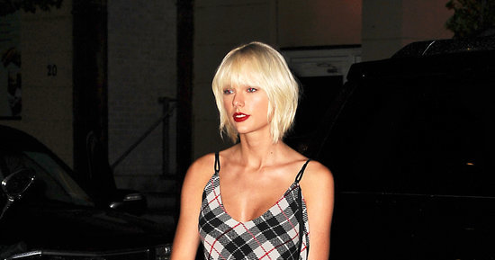 Taylor Swift Wore Grunge Because Anna Wintour Said So