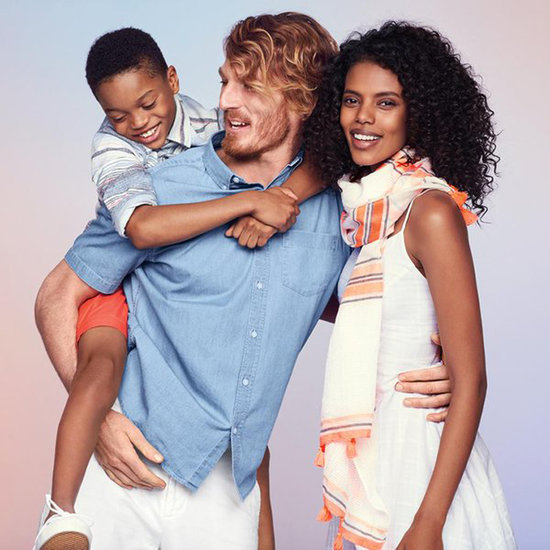 Families Post Photos After Old Navy Interracial Family Ad