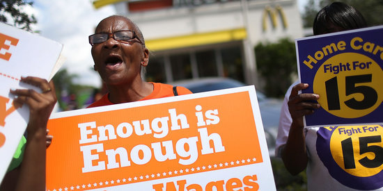Supreme Court Delivers A Victory For Supporters Of Seattle's Minimum Wage Law