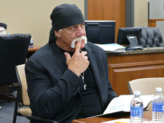 Hulk Hogan Sues Gawker Media for Allegedly Leaking Transcript of Racist Rant