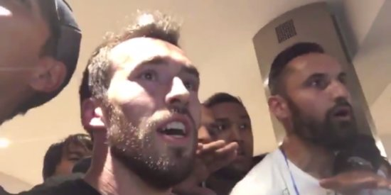Watch Leicester City Players Celebrate The Greatest Upset In Sports History