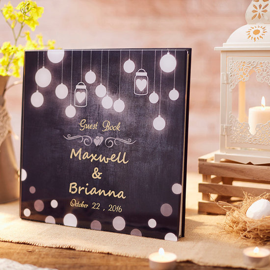 Unique Wedding Guestbooks