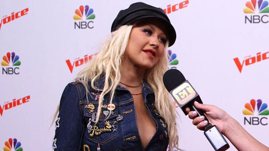 EXCLUSIVE: Christina Aguilera on Her 'Tough' 1-Year-Old Daughter Summer: 'I'm Going to Have a Heart Attack!'
