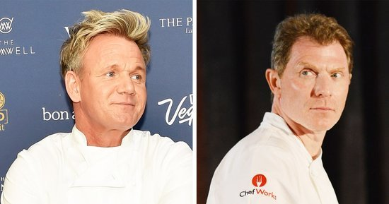 Gordon Ramsay Reveals He and Bobby Flay Are Having a Chef Throwdown: 'Can't Wait to Beat His Ass'