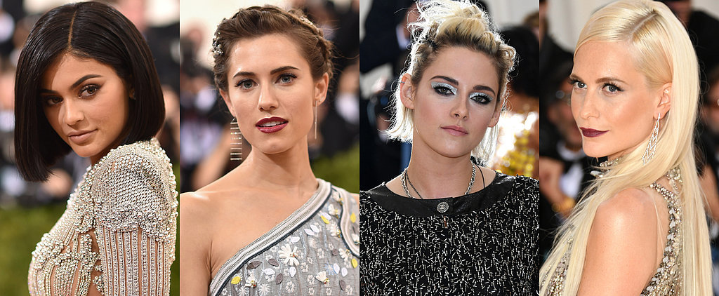 Relive Every Elegant Beauty Look From the Met Gala Red Carpet