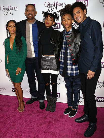 Will Smith Recalls Baby Making Moments in Sweet Tribute to Wife Jada - and His Kids Listen in Too!