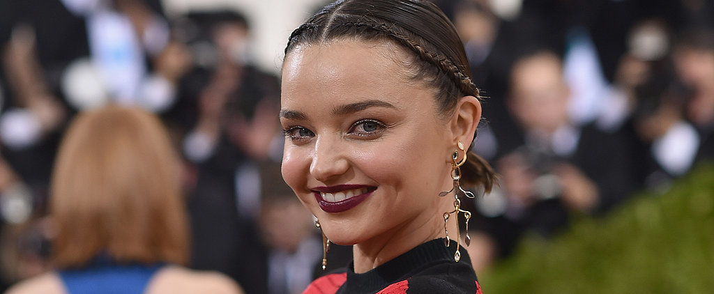 The Exact Makeup Products Miranda Kerr Wore on the Red Carpet