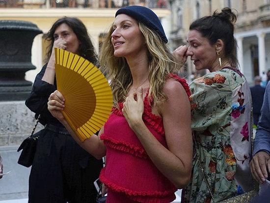 Cuban Catwalk! Chanel Hosts First-Ever Fashion Show in Cuba