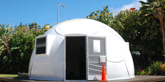 Hawaii Is Using Igloos To House Homeless Islanders