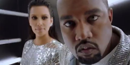 Kim and Kanye Put On A Show In Mesmerizing Met Gala Video