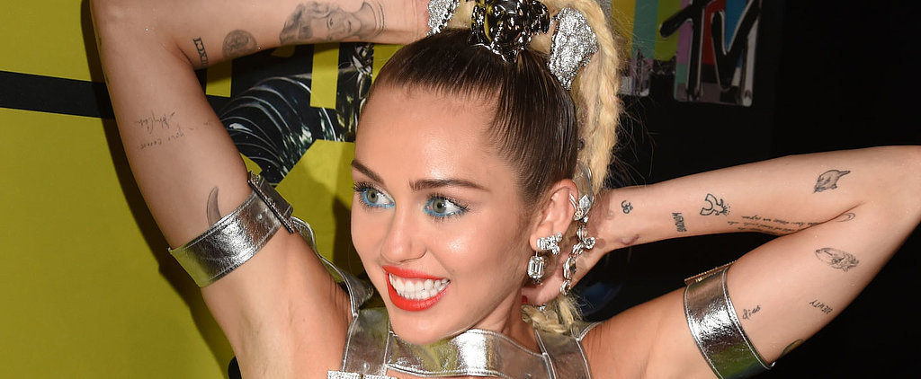 Take a Peek at Miley Cyrus's Massive, Badass Tattoo Collection