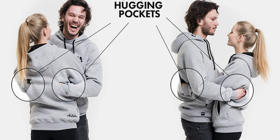 This Hoodie Is Specially Made For Avid Huggers