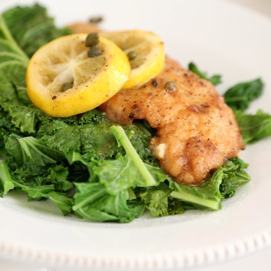Gwyneth Paltrow's Chicken Piccata