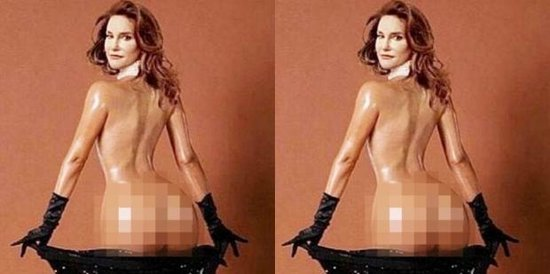 Caitlyn Jenner Will Pose NAKED For A Sports Illustrated Cover