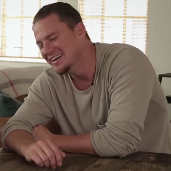 Channing Tatum's Interview With an Autistic Reporter Video