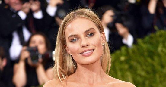 Margot Robbie Named New Face of Calvin Klein Fragrance