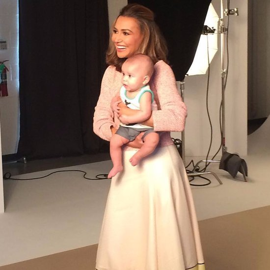 Naya Rivera's Family Pictures