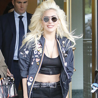 Lady Gaga Out in NYC May 2016 | Pictures