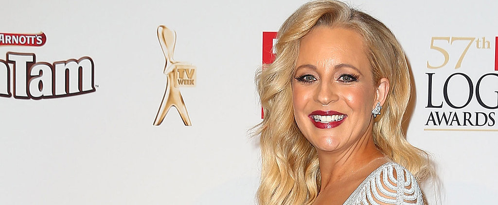 """Carrie Talks the Logies: """"I Have No Doubt Waleed Is Going to Win!"""""""